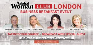 Global Woman Club - Business Breakfast