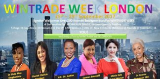 Women Entrepreneurs For WINTRADE WEEK 2017
